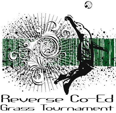 ReVersE cO-eD Grass Volleyball Tournament