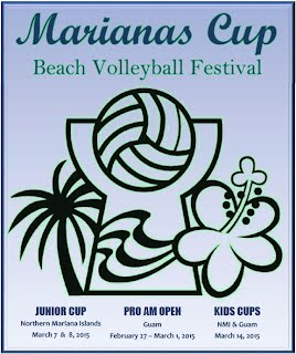Marianas Cup Beach Volleyball Festival