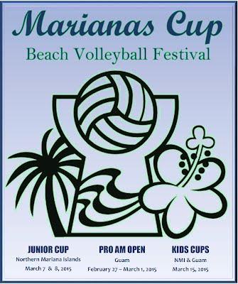 Marianas Cup Beach Volleyball Festival
